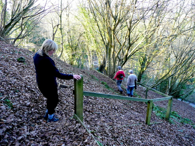 Descending Coppet Hill 3