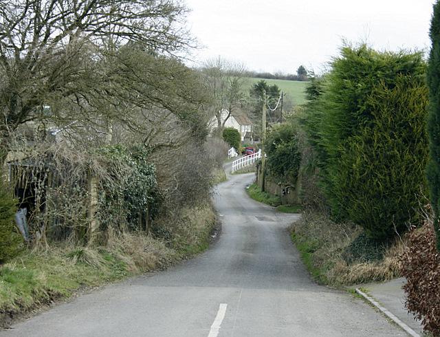 2009 : Mead Lane, Wanstrow