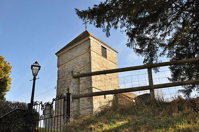 Rowlestone church