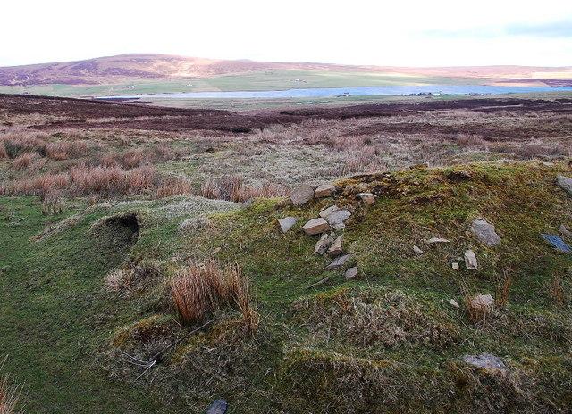 Moorland below Akla