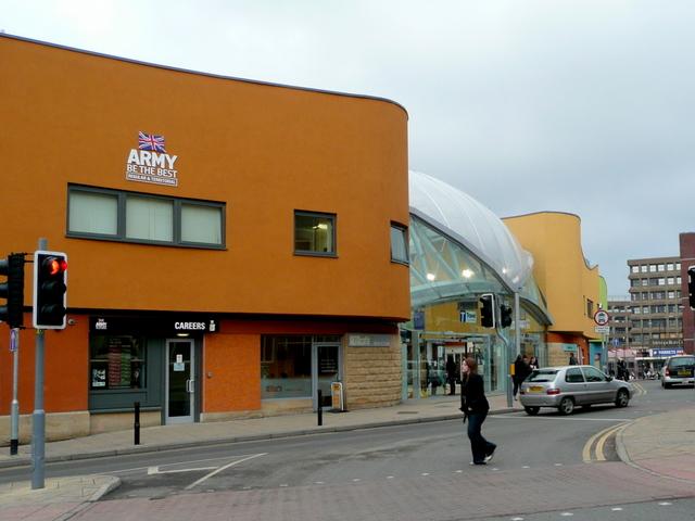 Futuristic Barnsley