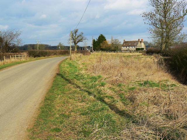 Near Thickthorn Farm, east of Preston
