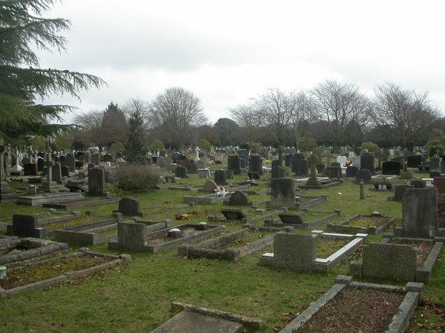 Bournemouth North Cemetery