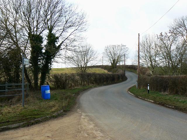 The road to Preston