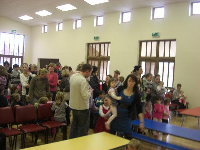 Tiverton : Moorhayes Community Centre