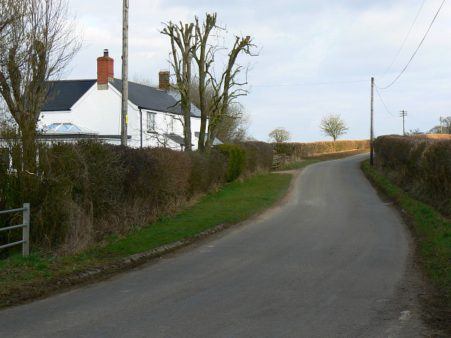 The road from Preston