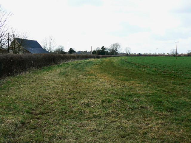 A field in Preston