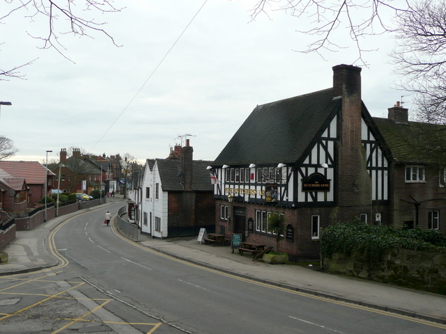 Church Street, Audley