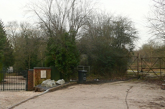 Depot entrance