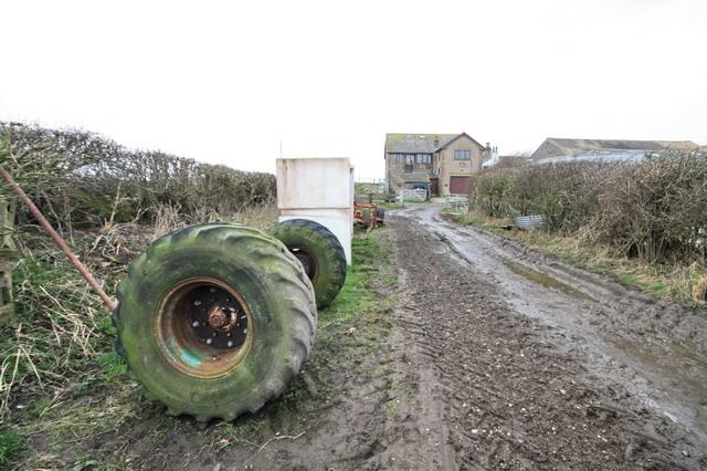 A Wheel Mess
