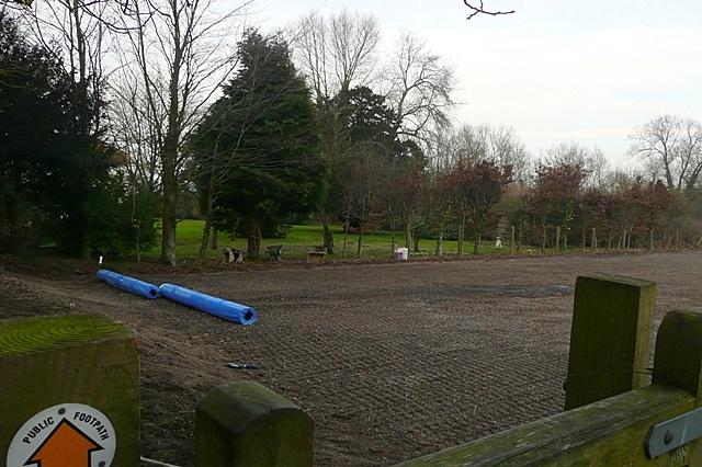 Work at Crookham Manor