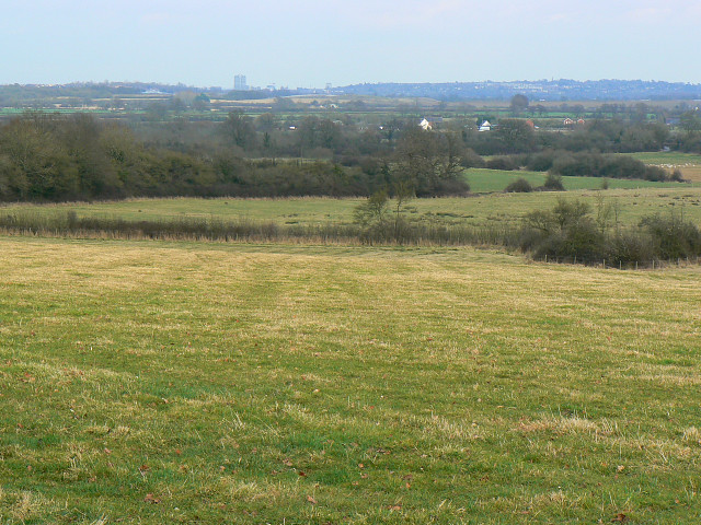 Pasture, east of Tockenham and north of Bushton