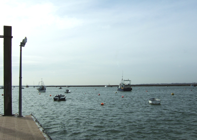 The Mersea Fleet