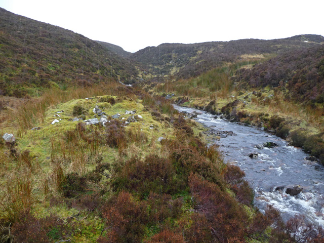 Shieling by the Allt a' Choire