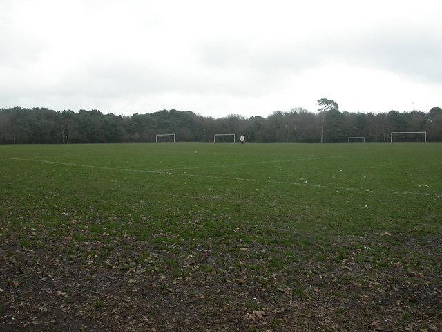 Strouden Park Playing Fields