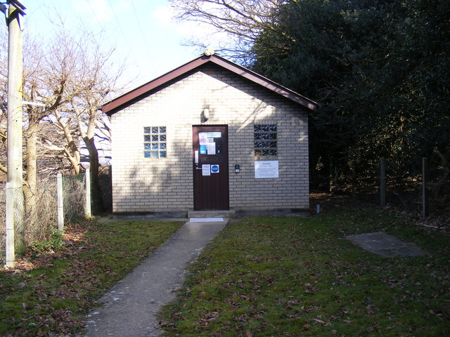 Nacton Telephone Exchange