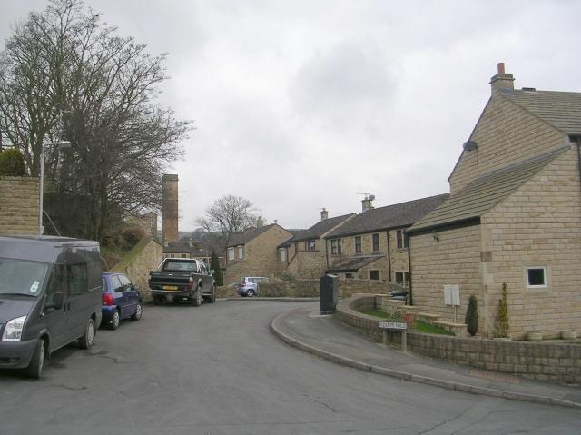 Ridleys Fold - Old Station Way