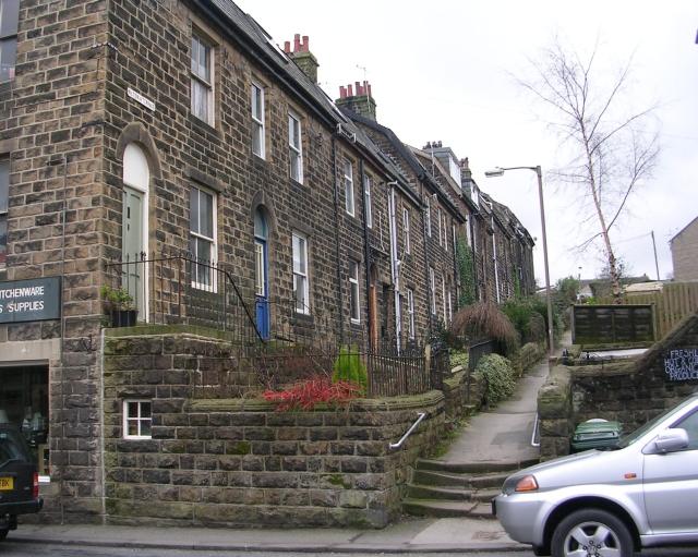 Victoria Terrace - Main Street