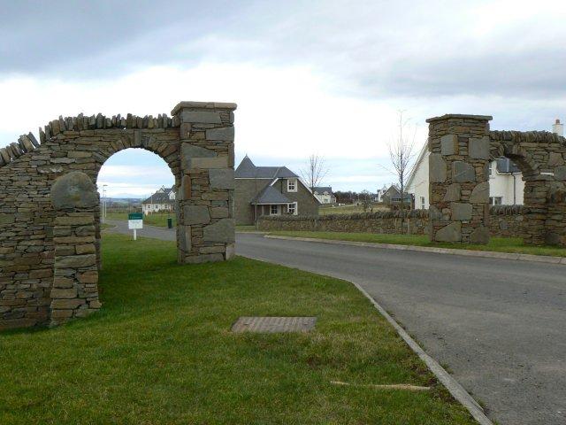 Modern arches