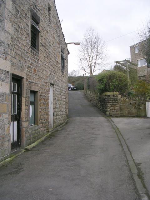 Druggist Lane - Main Street