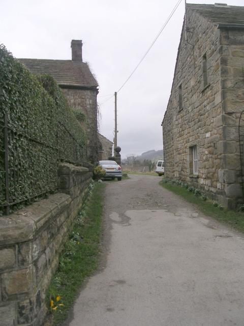 Footpath - Main Street
