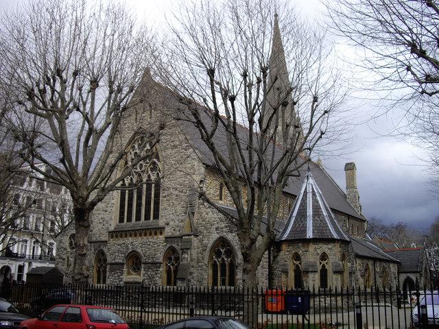 St Luke's Redcliffe Square