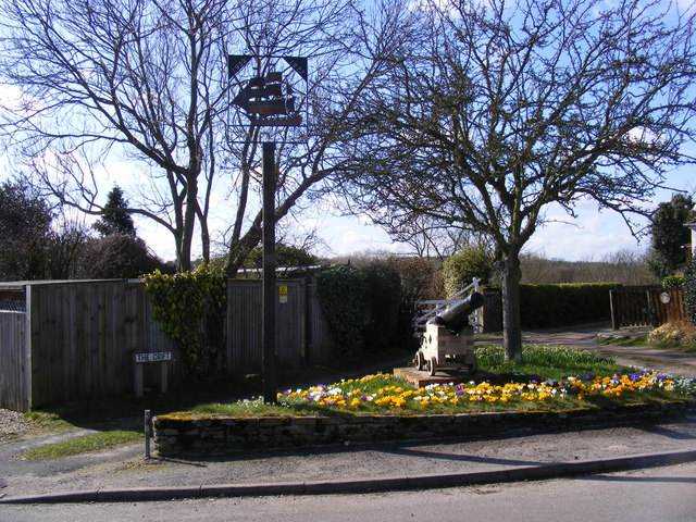 Levington Village Sign