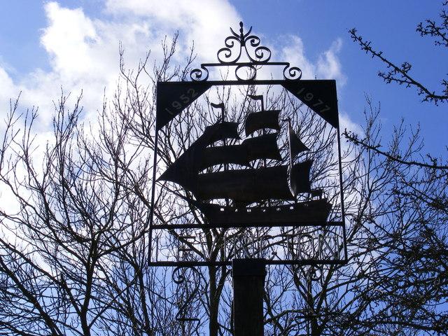 Levington Village Sign