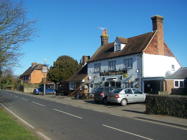 The King's Arms Pub, Offham