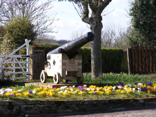 The Levington Cannon
