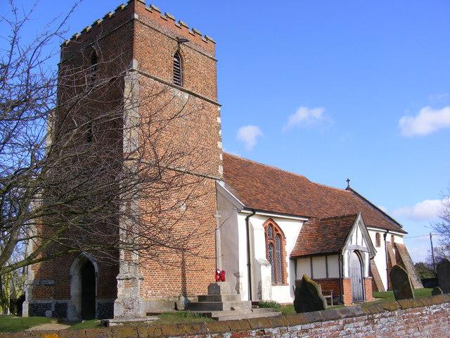 St.Peter's Church, Levington