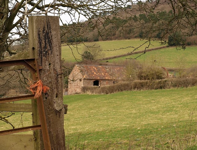 Barn, Smokeham Farm