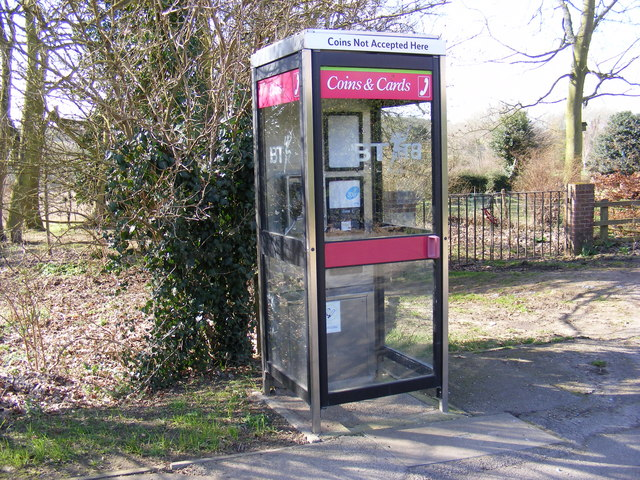 Levington Telephone Box