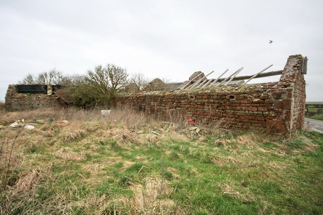 Ruined Farm Buildings
