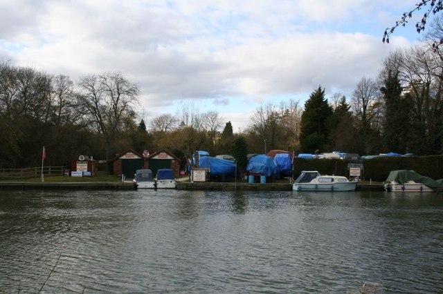 Hobbs boatyard