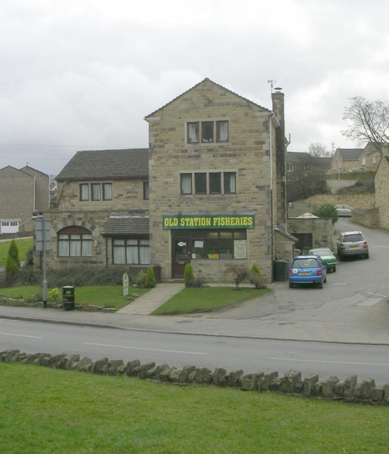 Old Station Fisheries - Main Street