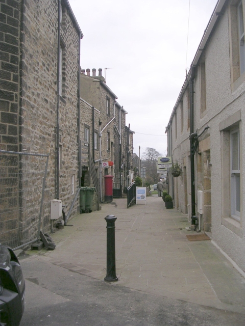 George Street - off Main Street
