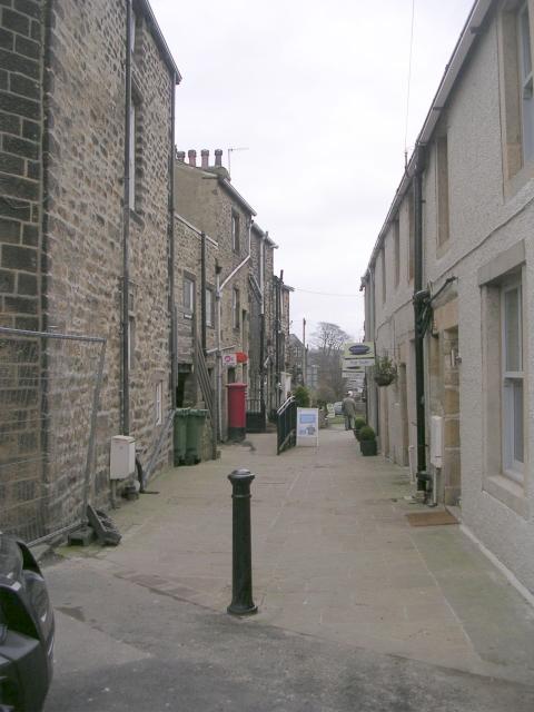 George Street - off Main Street