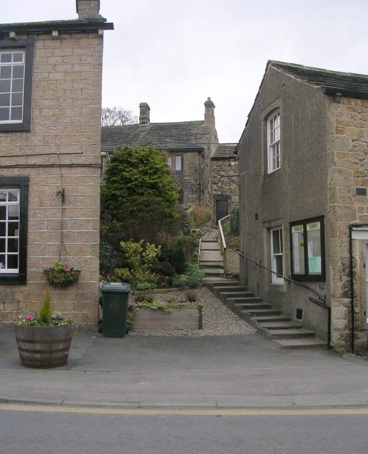 Brumfitt Hill - Main Street