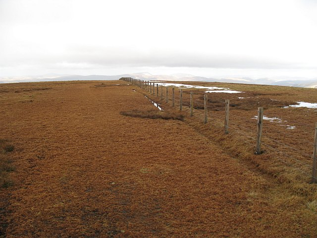 Fence, Hart Fell
