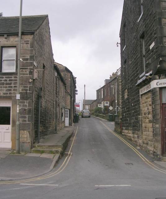 Chapel Street - Main Street