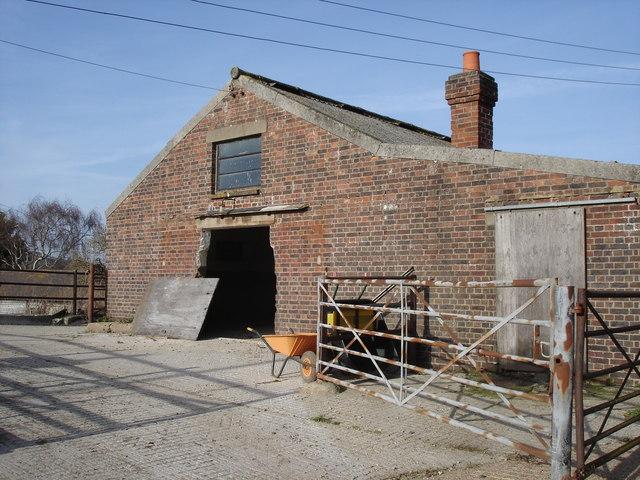 Litlington - farm building