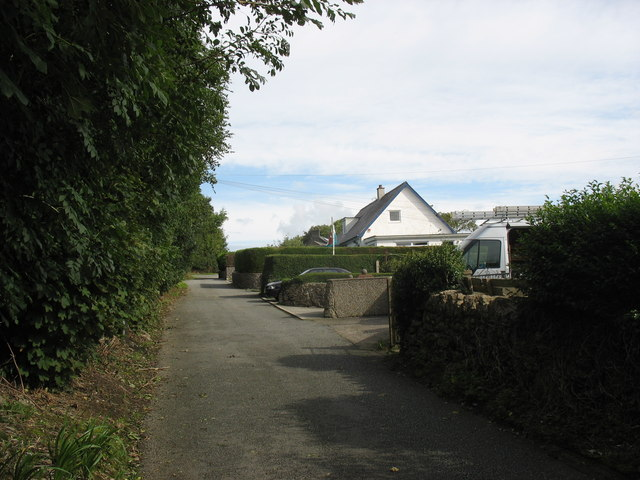 Bungalows at Talwrn