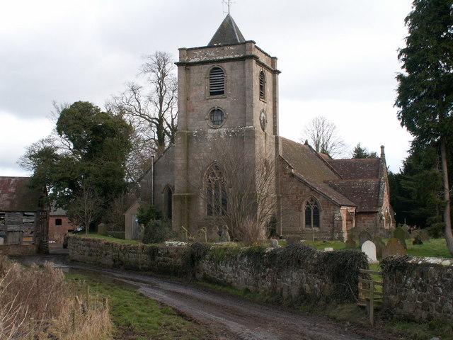 St Michael's Church, West Felton