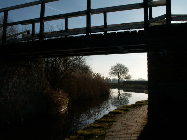 Bridge on the Montgomery Canal