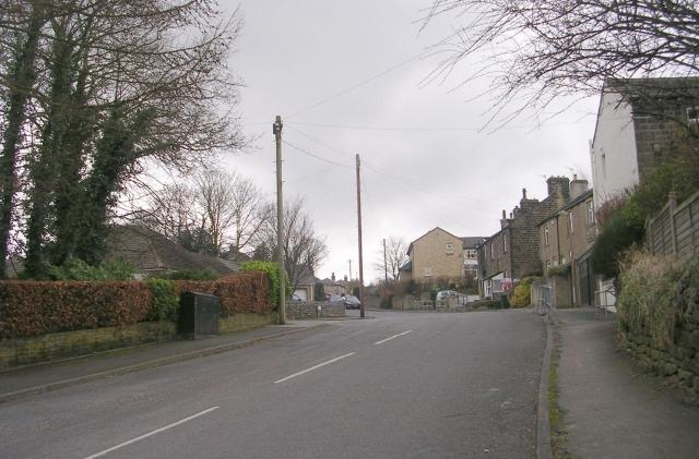 Moor Lane - Skipton Road