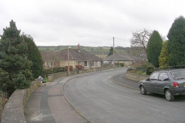 Moor Park Drive - Moor Lane