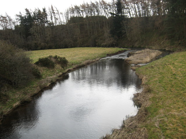 The river Blackadder