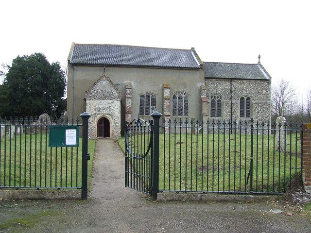 St Peter Easton