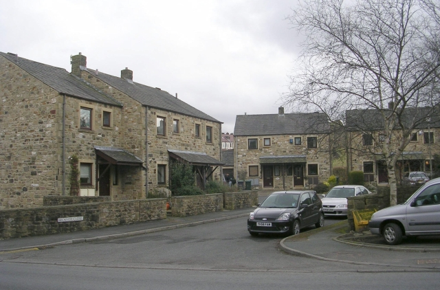 Beckside Close - Main Street